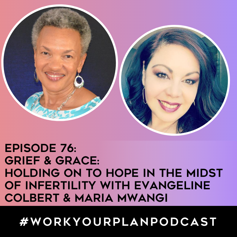 workyourplan podcast with evangeline and maria