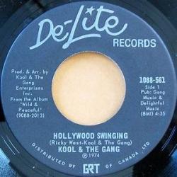 Bart Shore S Time Warp Radio Kool The Gang Hollywood