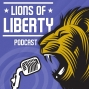 "Artwork for LoLP 106: Charles Goyette on ""Empire of Lies"", the Ron Paul Documentary"