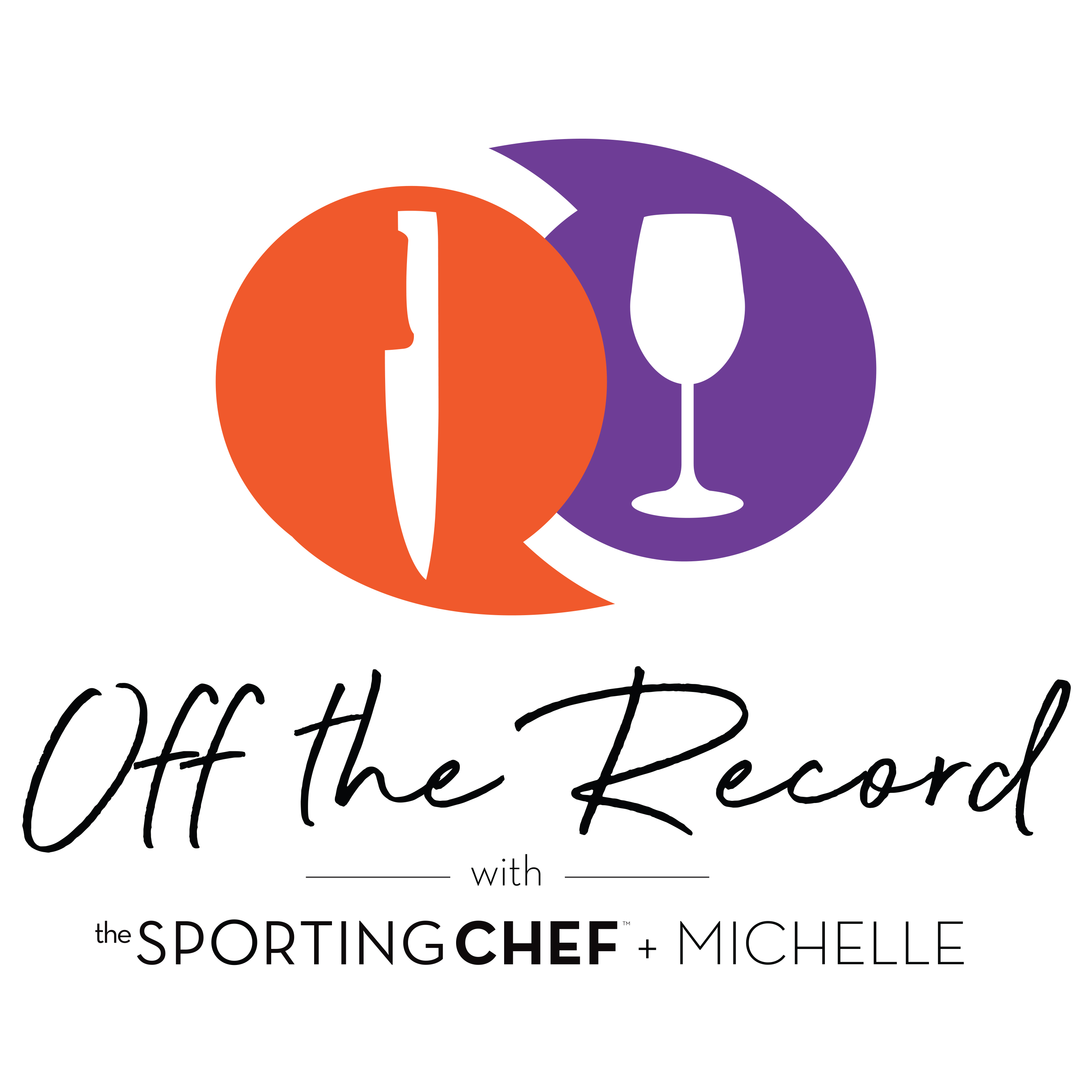 Off the Record with The Sporting Chef and Michelle show art