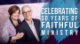 Artwork for Celebrating 30 Years of Faithful Ministry