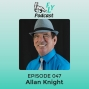 Artwork for EP047 - How to tap into your inner soulmate with Allan Knight
