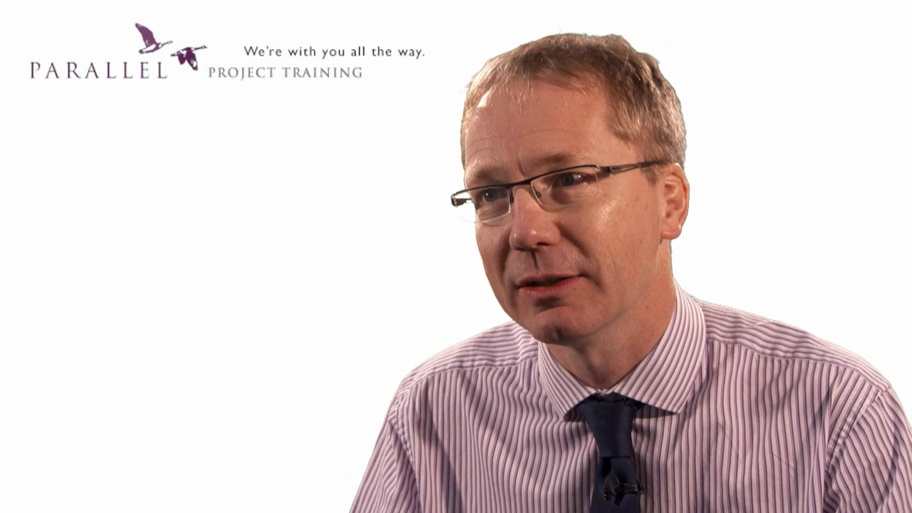 Artwork for Interview with Paul Naybour about Parallel Project Training