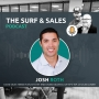 Artwork for S1E110 - How to leverage your own impatience in a sales role with Sr. Biz Dev Mgr Josh Roth of WalkMe