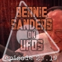 Artwork for Bernie Sanders on UFOs