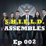 s1e1  S.H.I.E.L.D Assembles