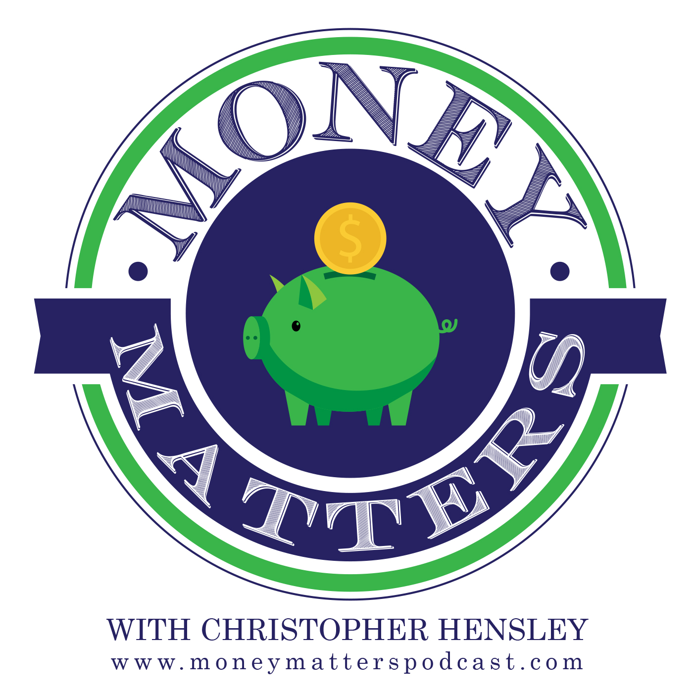 The Houston Midtown Chapter of The Society for Financial Awareness Presents MONEY MATTERS with Christopher Hensley logo