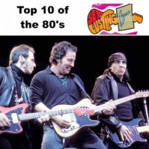Springsteen's Top 10 of the 80's - Set Lusting Bruce