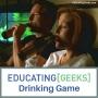 Artwork for E[G] Drinking Game S4 E01 - X-Files Movie (1998)