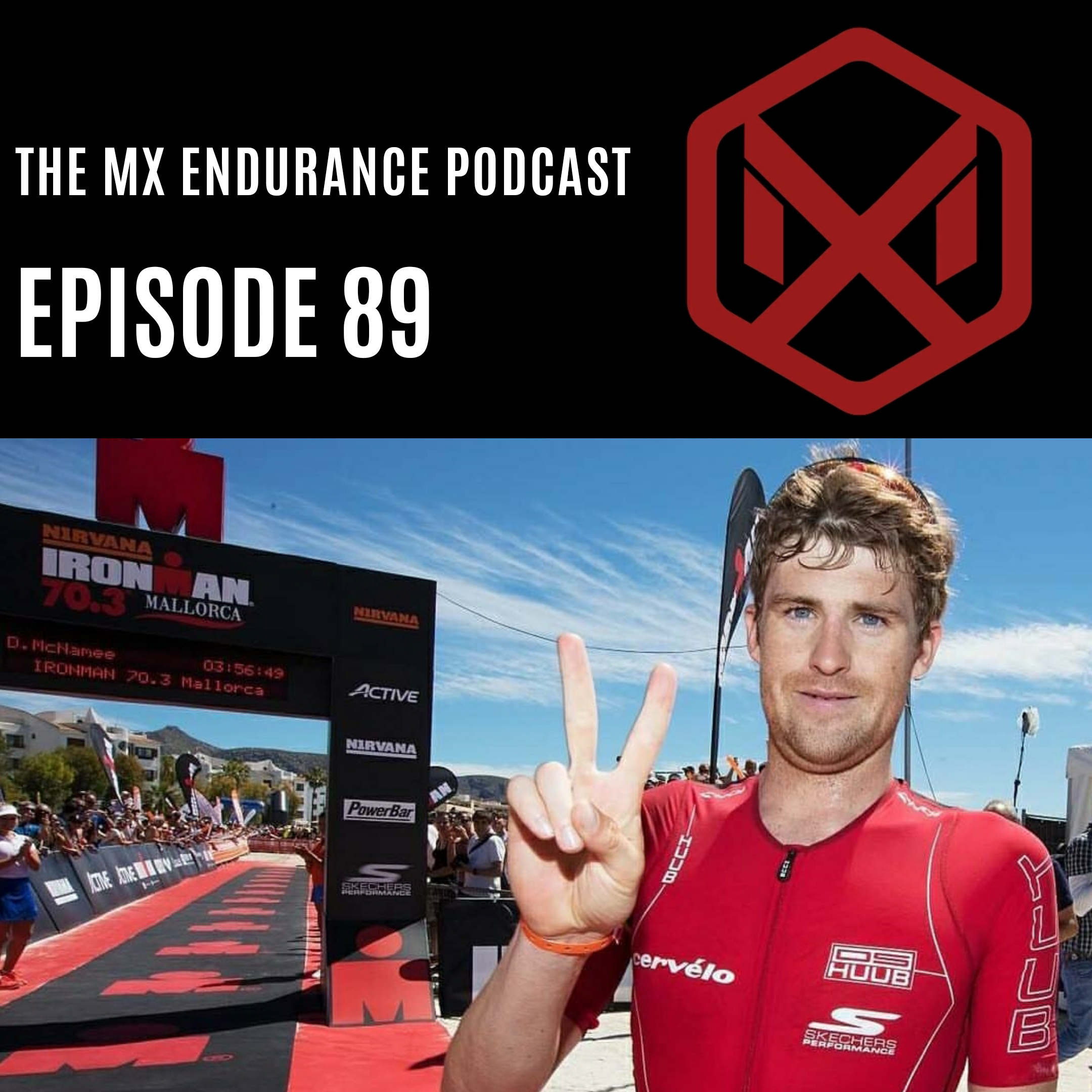 #89 - Kona Sold, IronMan Virtual Racing and Interview with David McNamee