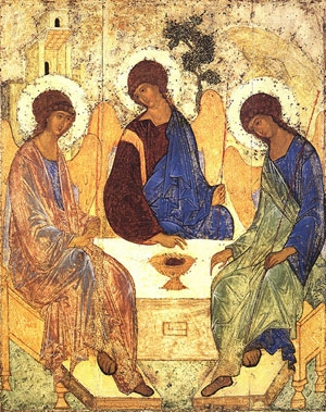 FBP 322 - The Trinity Invites You To The Lord's Supper