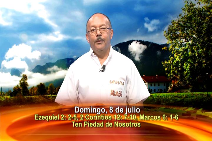 Artwork for Dios te Habla con P. Luis Antonio Vergara, SVD;  Tema el hoy: Ten piedad de nosotros