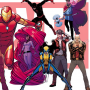 Artwork for The Last Panel: Episode 32 - Comic Talk / The Next Marvel Universe