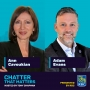 Artwork for YOUR PRIVACY AND SECURITY MATTER TO Ann Cavoukian and Adam Evans
