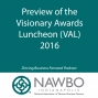 Artwork for Preview of the Visionary Awards Luncheon (VAL) 2016