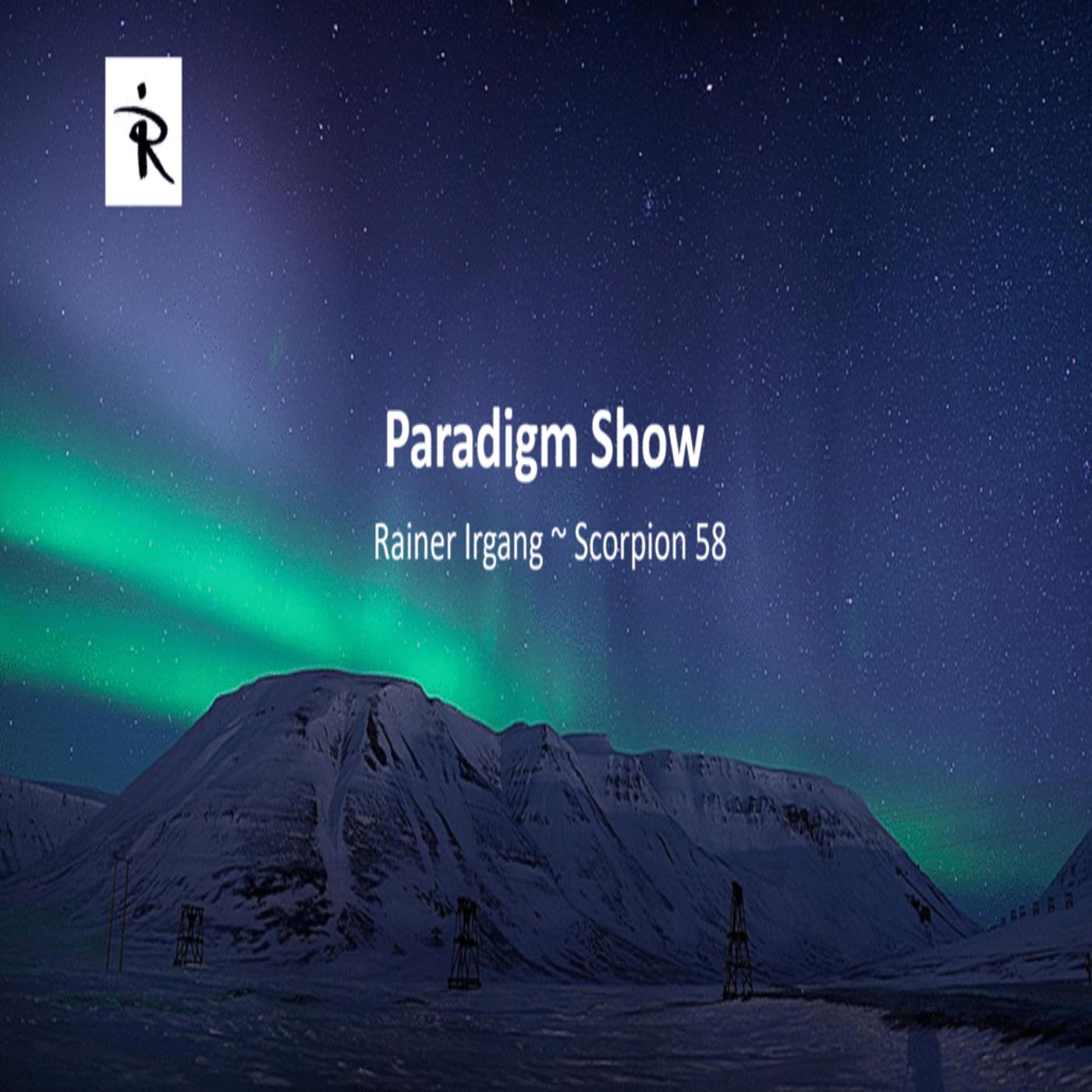 Paradigm - Show logo