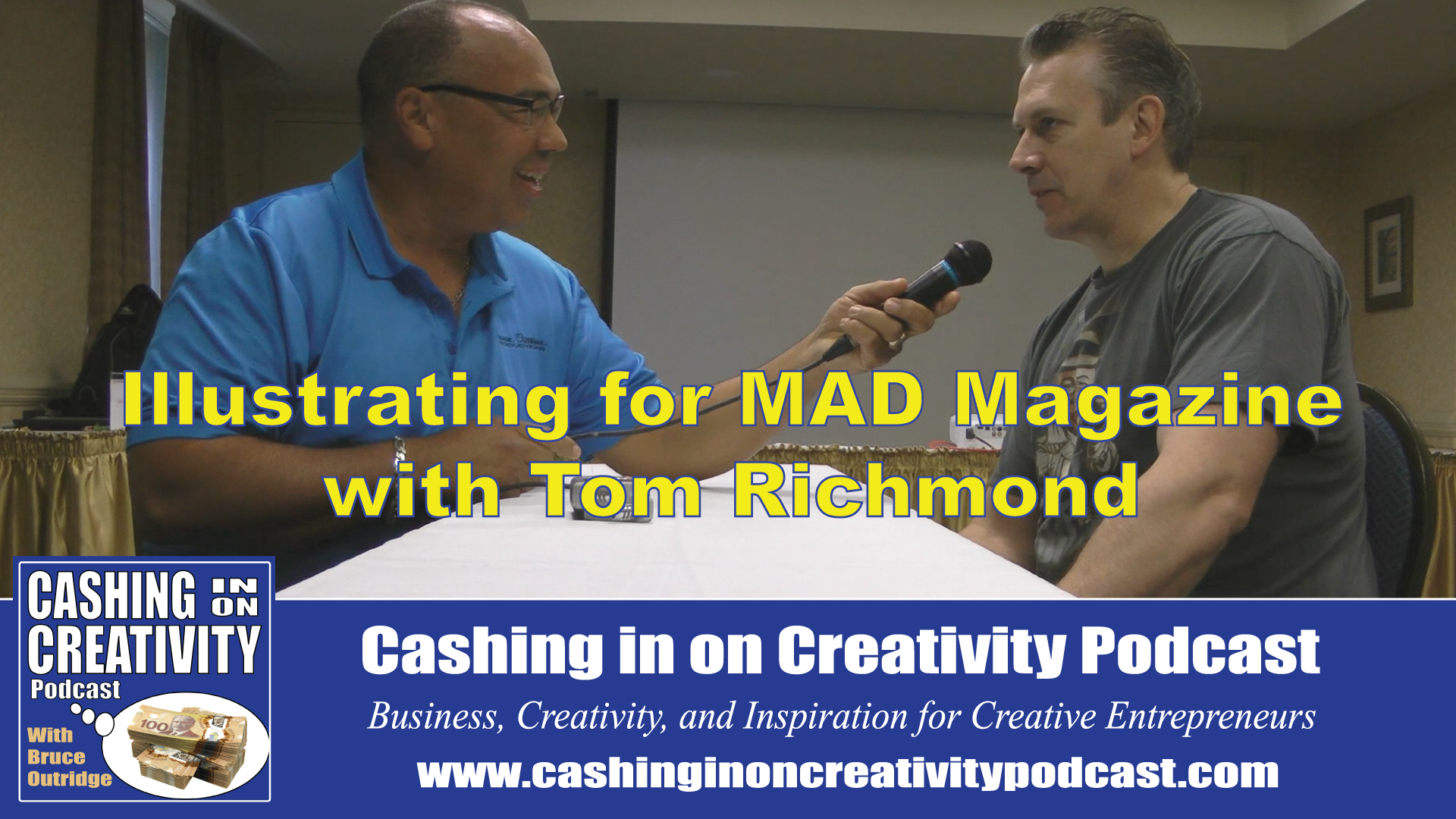 Interview with Tom Richmond