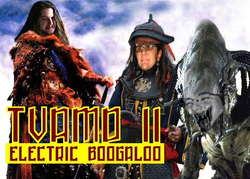 TVAMD2: Electic Boogaloo