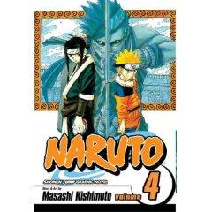 Episode 68:Naruto Volume 4 by Masashi Kishimoto