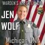 Artwork for 014 Jen Wolf - Michigan DNR