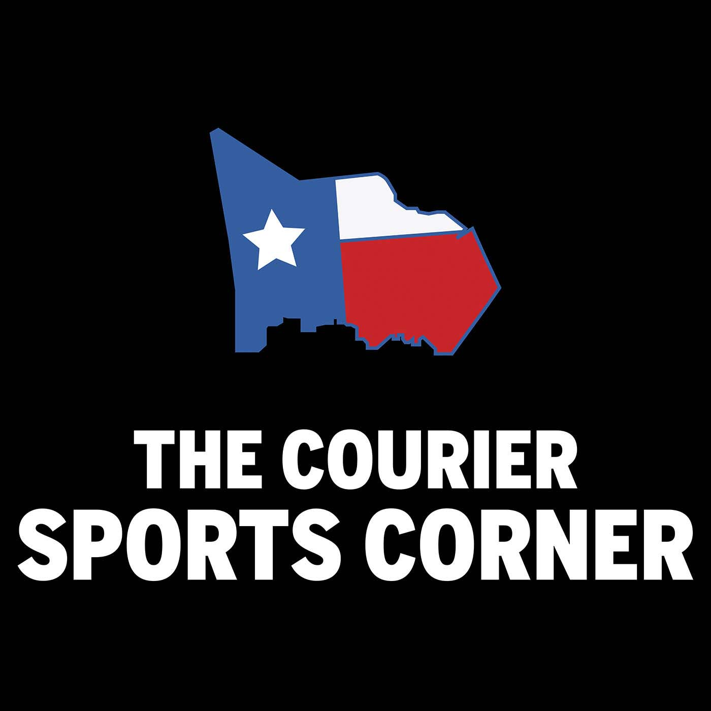 The Courier Sports Corner logo