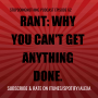Artwork for SDN062: Rant - Why people aren't making any damn progress