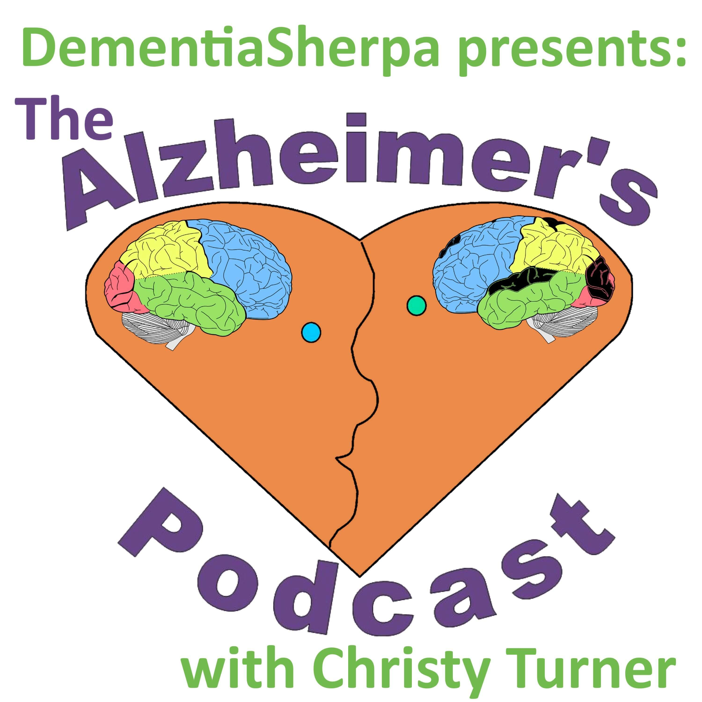 The Alzheimer's Podcast show art