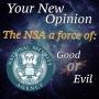 Artwork for E24- The NSA: Good V Evil