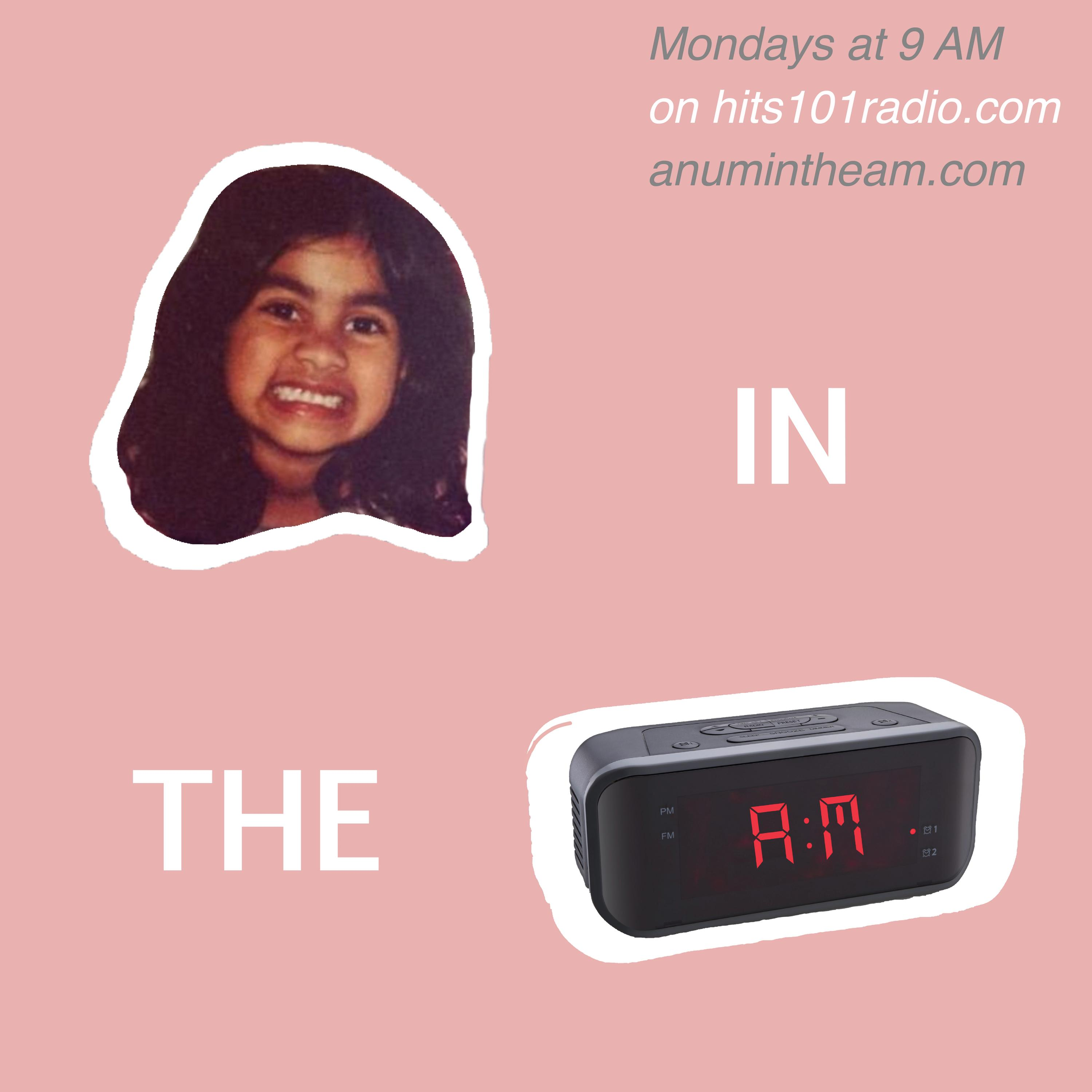 Artwork for Anum in the AM EP 36: Samantha & Anum