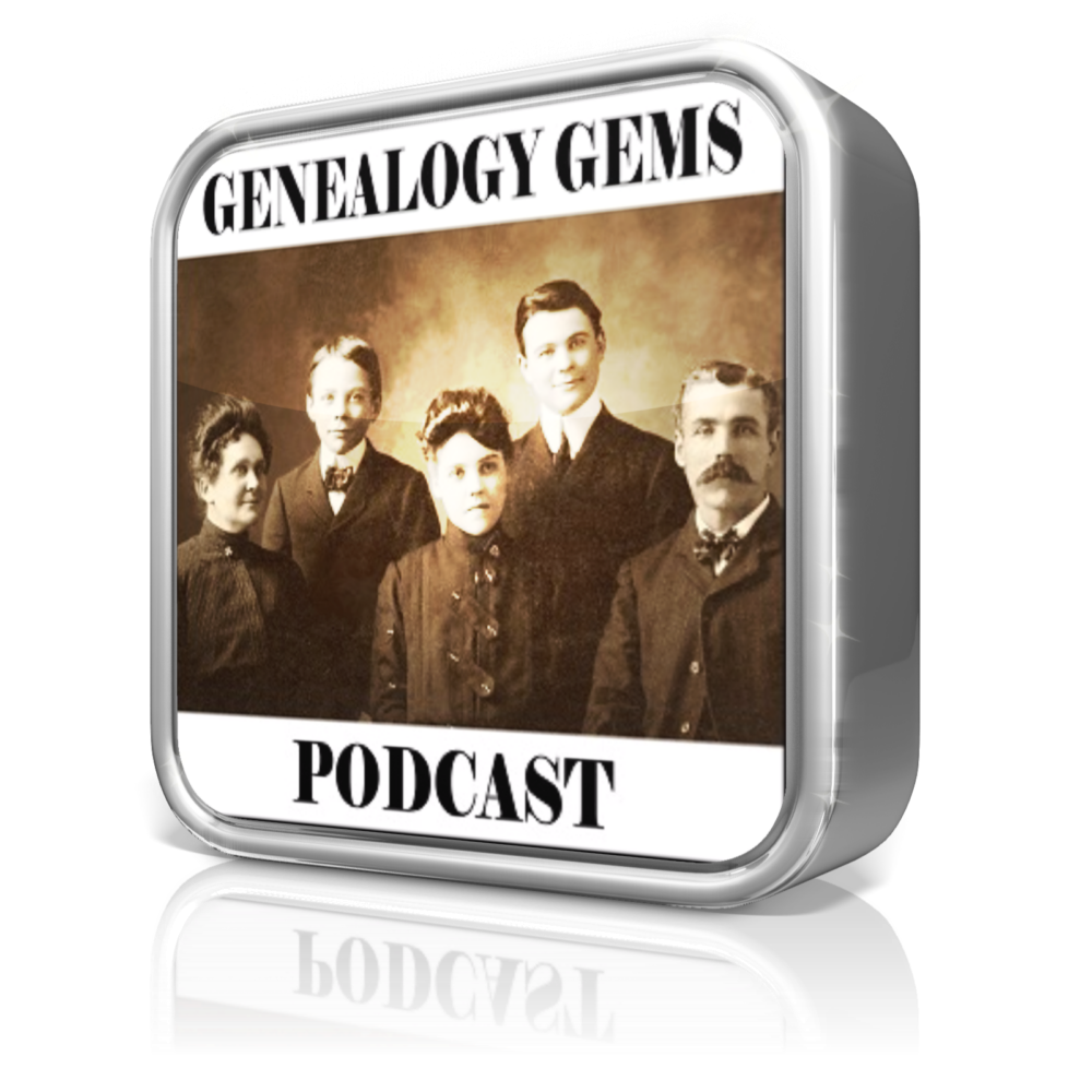 Genealogy Gems Podcast App