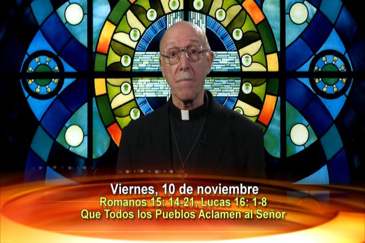 Artwork for Dios te Habla con Fr. Lenny de Pasquale   Tema el hoy:Que todos los pueblos aclamen al Señor