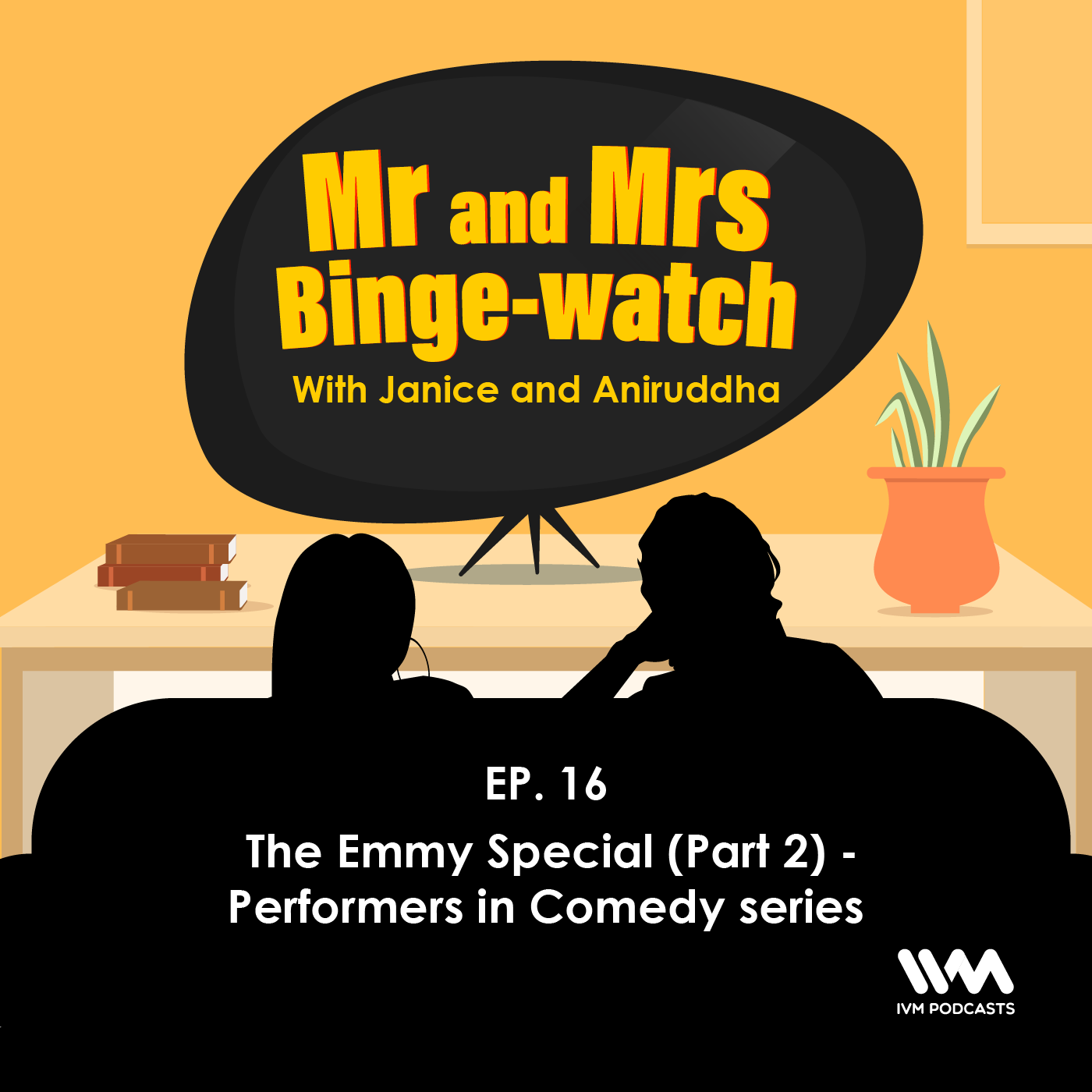 Ep. 16: The Emmy Special (Part 2) - Performers in Comedy series