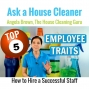 Artwork for 5 Success Traits of Cleaning Employees