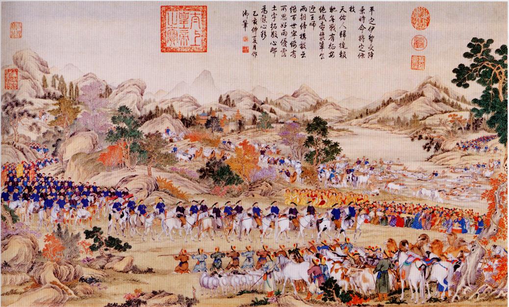 Ep. 253   The History of Xinjiang (Part 10)