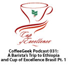 CG Podcast 031 - Ethiopia and Brasil