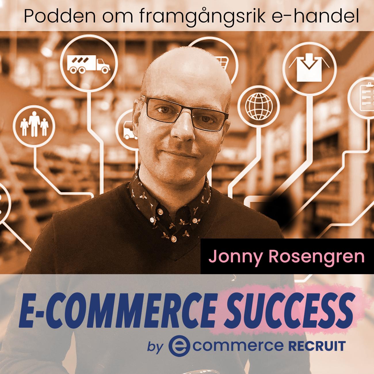 E-commerce Success - podden om framgångsrik e-handel show art