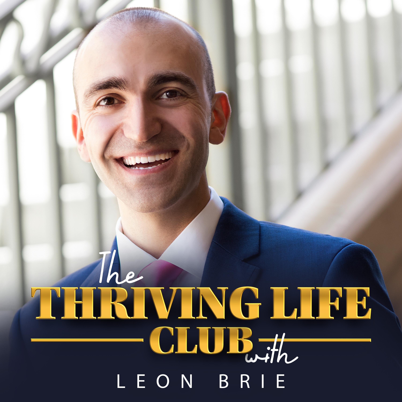 The Thriving Life Club show art