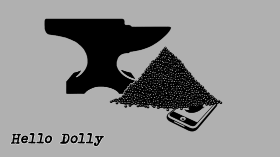 FistShark Marketing 55: Hello Dolly