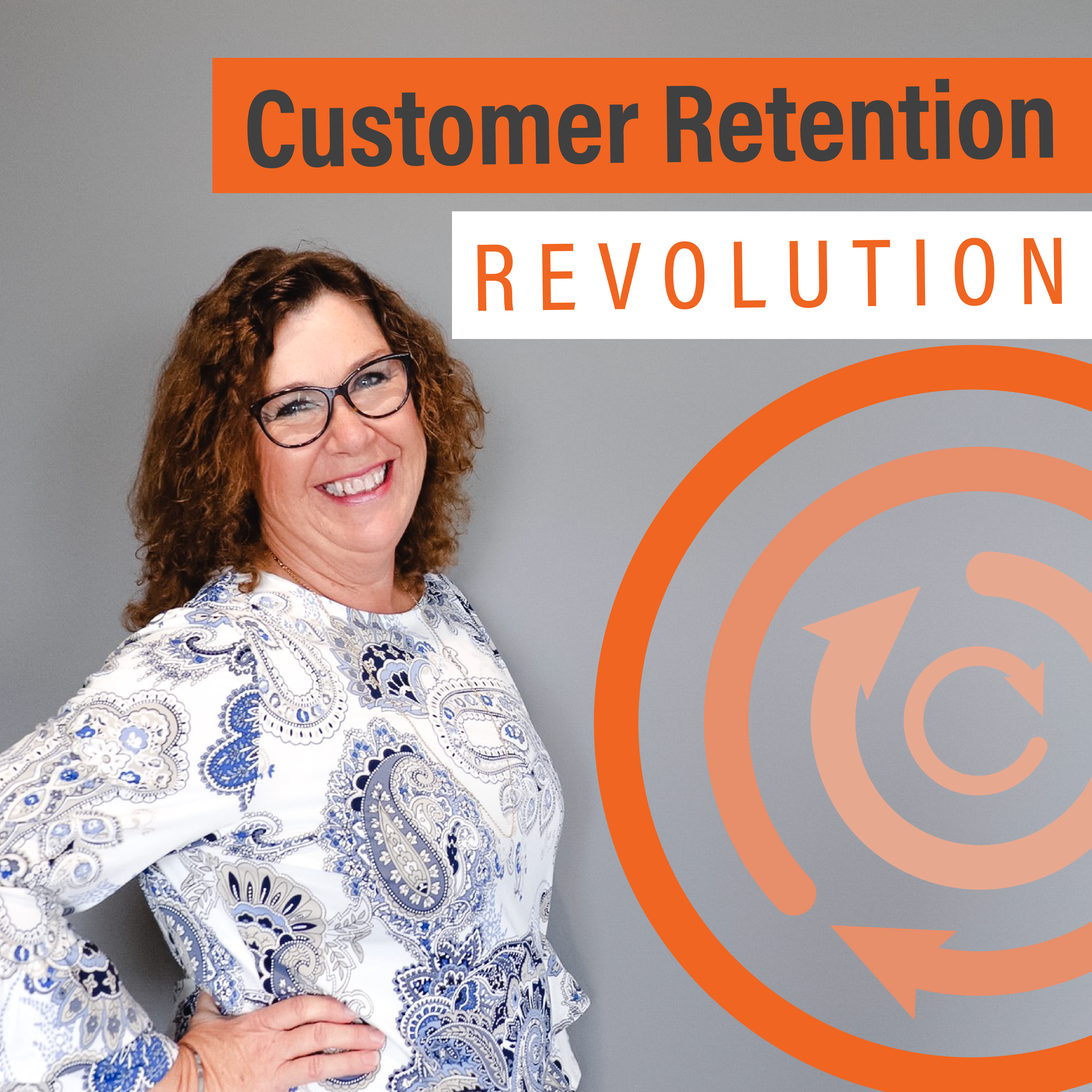 Customer Retention Revolution by Michelle Pascoe show art