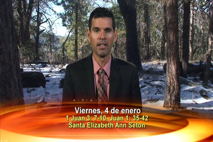 """Artwork for Dios te Habla con Jose Luis Elias; Tema el hoy: """"Llamados a Ser Santos como Cristo es Santo y como lo es también Santa Elizabeth Ann Seton"""""""