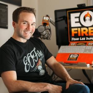 70 Superpodcastaren John Lee Dumas med EOFire