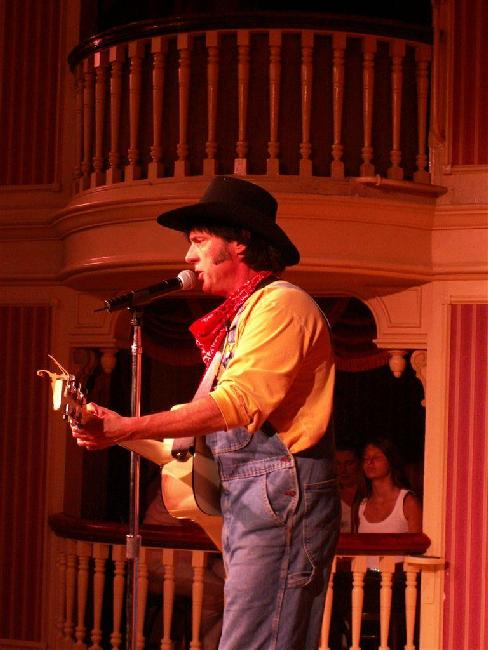 Episode 17 Billy Hill and the Hillbillies, Golden Horseshoe July 17, 2005