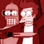 Artwork for Futurama Episode 1 - Don't Tip the Podcasters