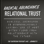 Artwork for Radical Abundance & Relational Trust- #40