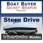 Artwork for Common stern-drive winterization mistakes