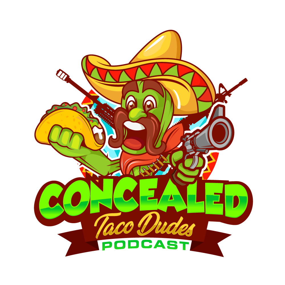Concealed Taco Dudes Podcast show art