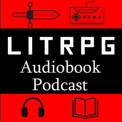 litrpg audiobook podcast show image