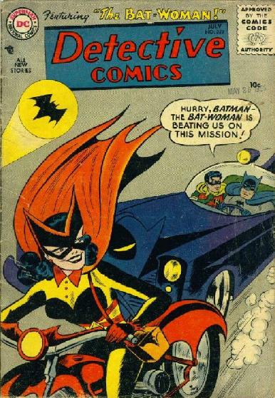 KomicsKast #40 - Silver Age Goodness - Batwoman