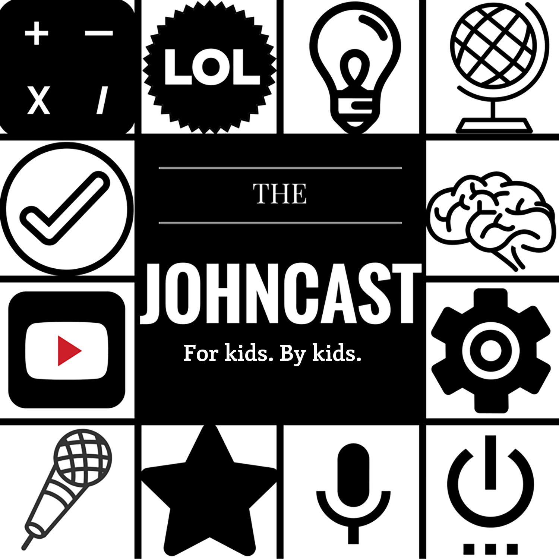 The Johncast show art