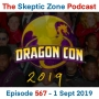 Artwork for The Skeptic Zone #567 - 1.September.2019
